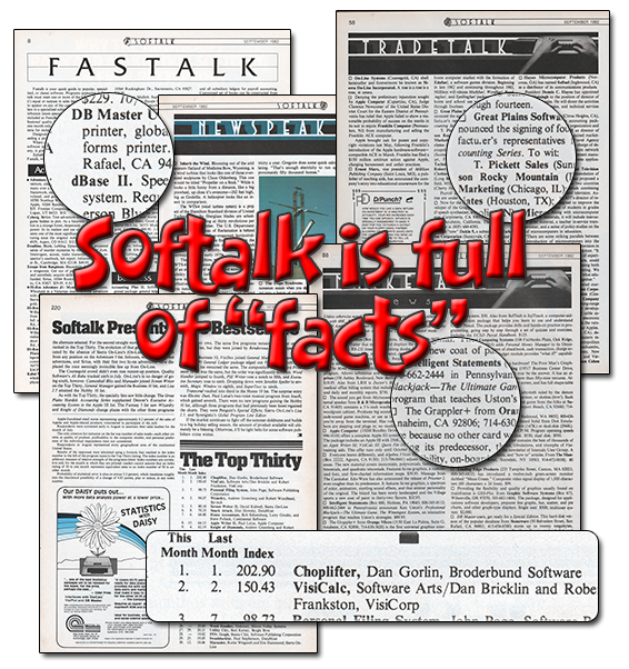 Softalk is full of 'facts'...