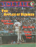 V2.11 Softalk Magazine cover, July 1982