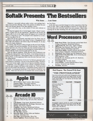 V4.12 Softalk Magazine page 123, August 1984